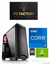 PC FACTORY INTEL_11.GEN_07(INTEL CORE I5-10400F\16GB DDR4\480GB SSD\GT1030 2G)