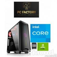 PC FACTORY INTEL_MI_1-es számítógépünk, 3 év garanciával lehet az Öné!