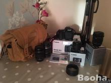 Canon EOS 80D 24.2MP digitális tükörreflexes fényképezőgép - \: Whatsap száma: 447452264959