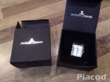 Jacques Lemans férfi karóra eladó.