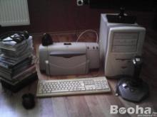 ASUS asztali számítógép tartozékaival eladó.