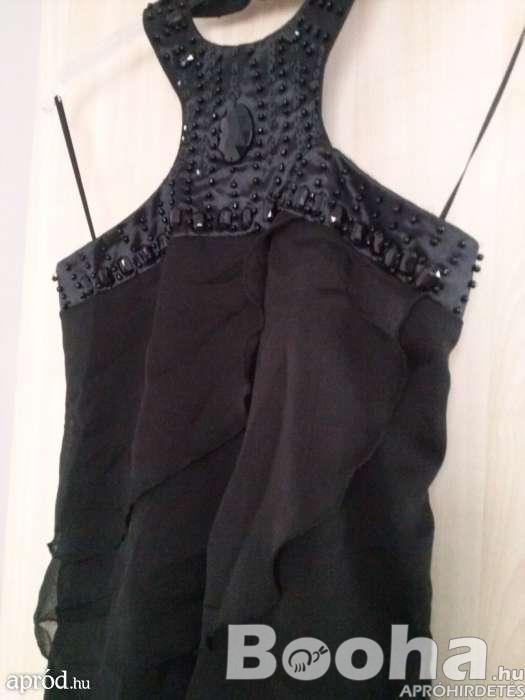 f3b89e45cb női alkalmi fekete ruha