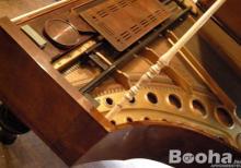 Páncéltőkés LYRA rövid-zongora