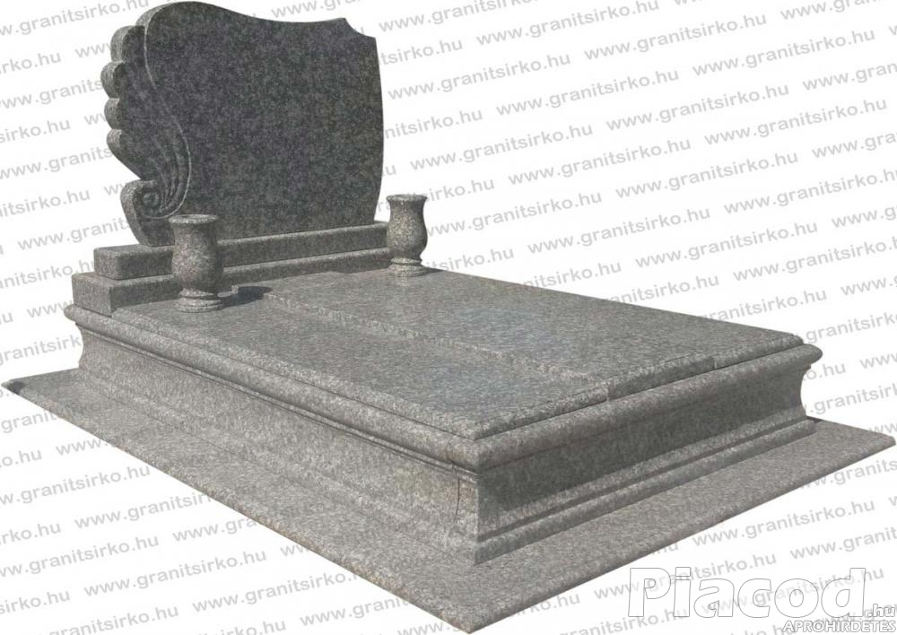 Akciós gránit síremlék