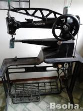 Singer hosszú karos varrógép