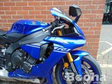 Yamaha R6 jó állapotban
