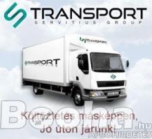S-Transport költöztetés és bútorszállítás