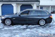 BMW 5-serie 3.0 D, Panoráma, 2011, 96500 km,