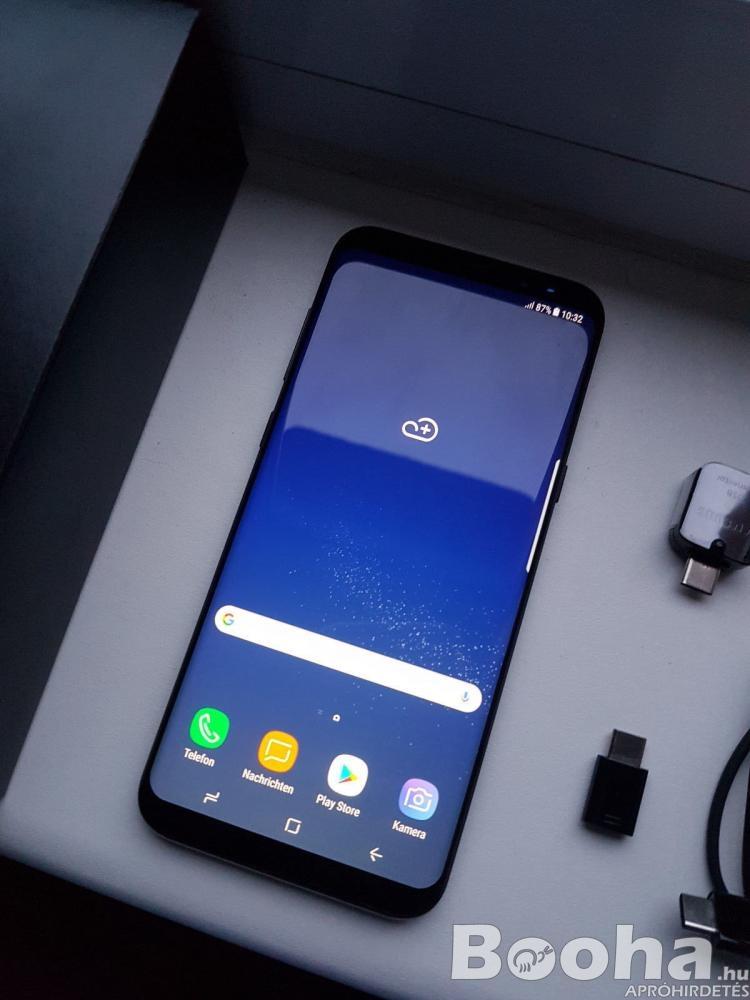 Samsung Galaxy S8 + PLUS - 64 GB - Midnight Black