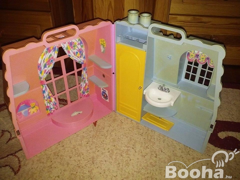 Retró Barbie szoba