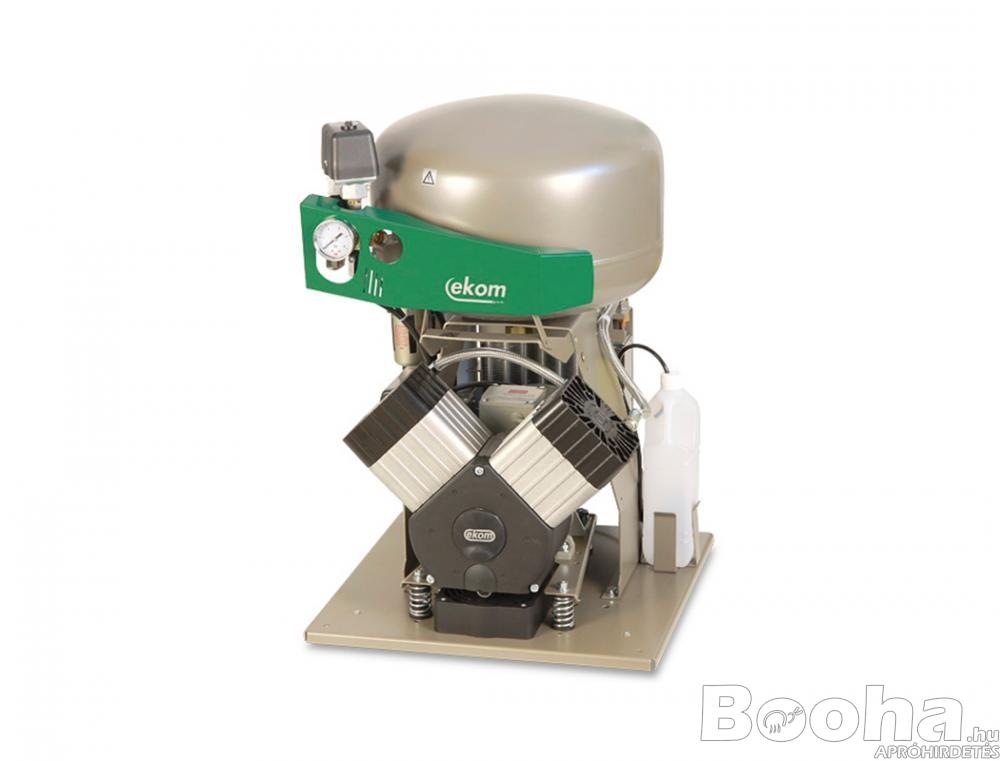 Stabil fogászati kompresszor 2 db fogászati kezelőegységhez, ingyen kiszállítás