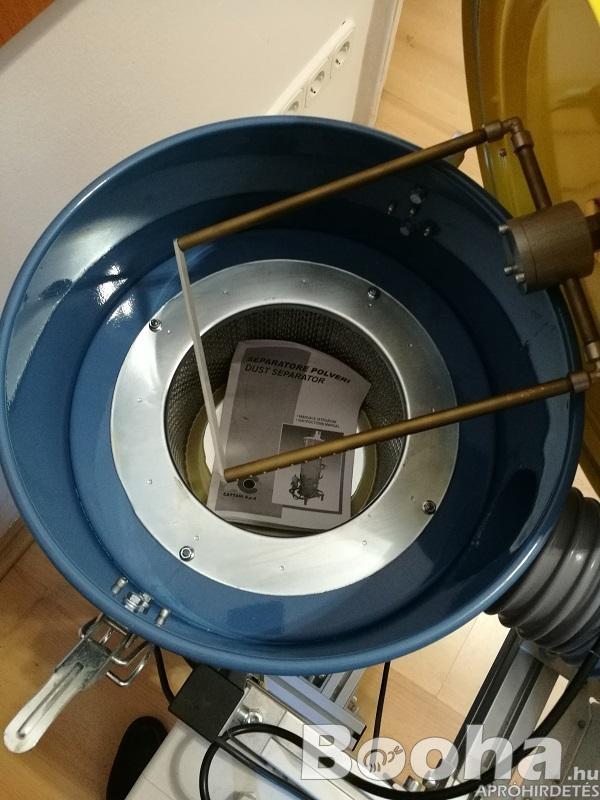 Új fogtechnikai cad cam\homokszóró elszívó félár alatt eladó