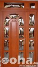 Fa erkélyajtók ablakok kedvező áron gyártótól!