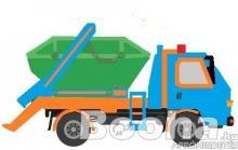 Konténer rendelés, Sitt szállítás, Konténeres hulladékszállítás