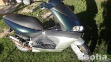 Aprilia Area 51 segédmotorkerékpár kihasználatlansága miatt eladóvá vált.