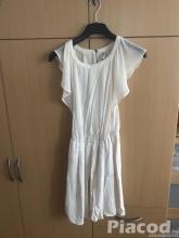 Eladó vajszínű alkalmi ruha