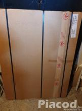 Eladó Ikeás új, bontatlan, lapraszerelt fa gurulós ágyneműtartó minden tartozékaval együtt