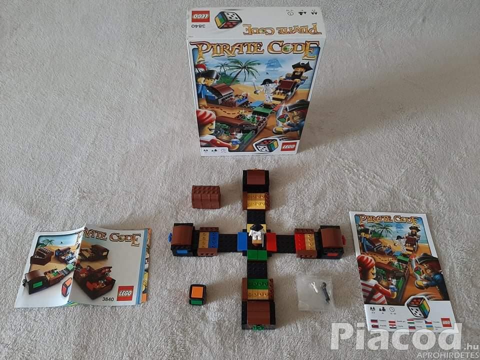 Eladó Pirate Code Lego Társasjáték