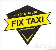 Siófoki Fix Taxi, Zamárdiban, Balatonkenesén, Balatonvilágoson..