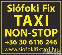 Sóstó taxi Siófok, Siófoki Fix Taxi 0-24...!