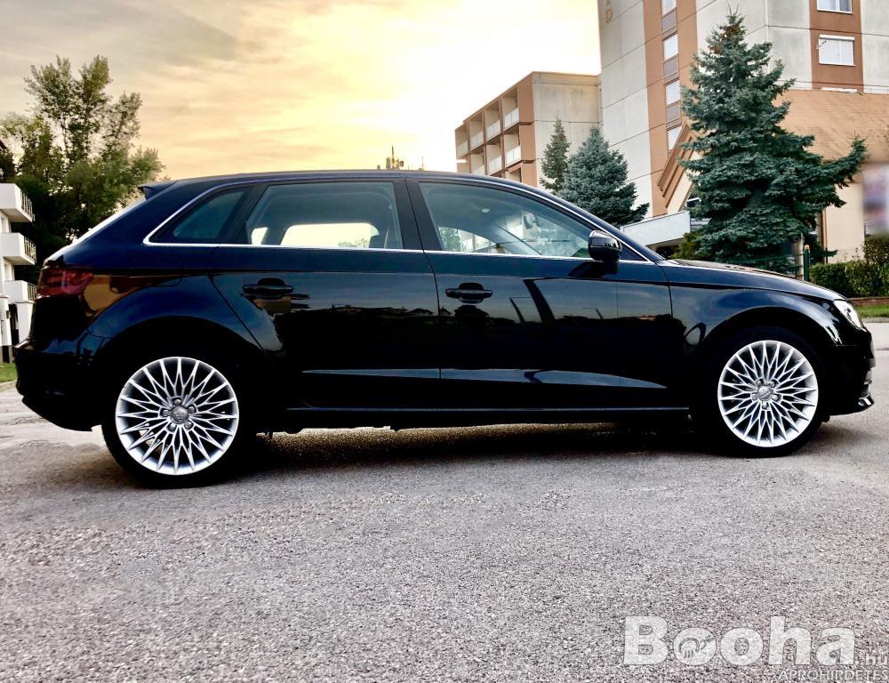Audi A3 Sportback Ambiente 1.6 TDI 77(105) kW(PS) S tronic