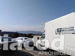 Költöztetés szállítás már 5000 Ft\ óra hívd 06203664477