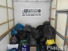 3,5 Tonnás tehergépkocsi bérlés sofőrrel butorszállításra
