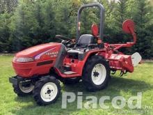 Paprika Traktor