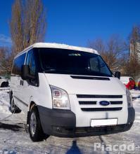 9 személyes kisbusz bérlés  \ bérelhető mikrobusz \ ford transit  - SZABAD HELYEK A NYÁRRA