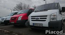 Ford Transit \ bérelhető kisbusz \ Buszbérlés, Budapest