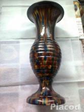 Égetett kerámia váza