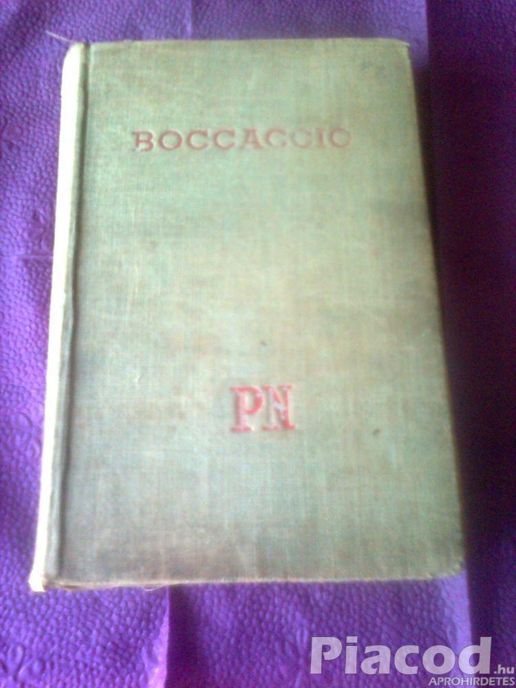 Boccaccio legszebb novellái