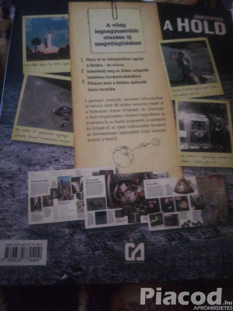 Alan Dyer-Űrkutatás a hold+DVD