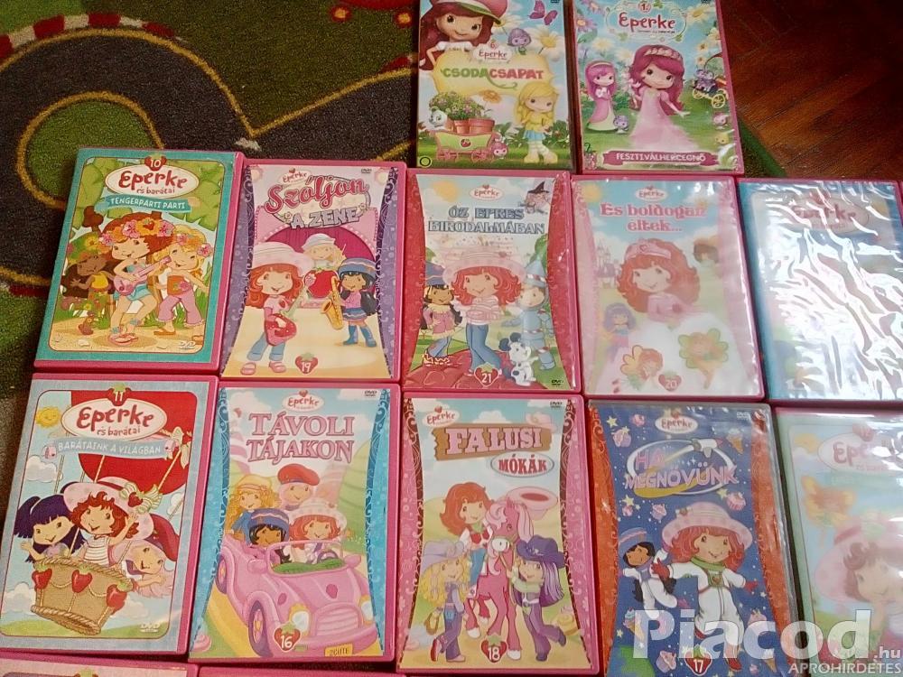 Eperke és barátai dvd eladó!