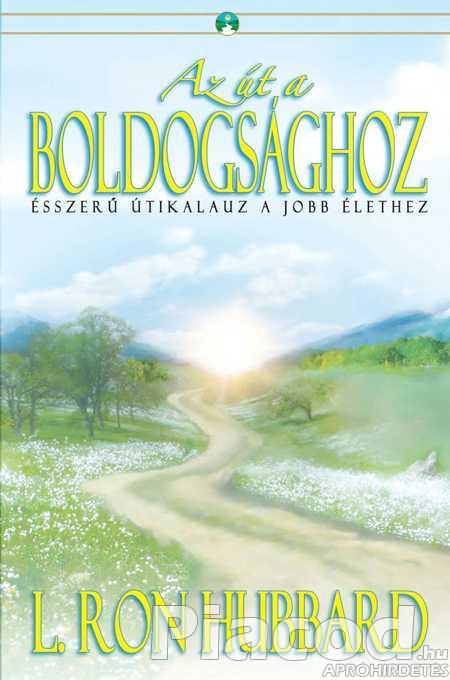 Az út a boldogsághoz könyv eladó
