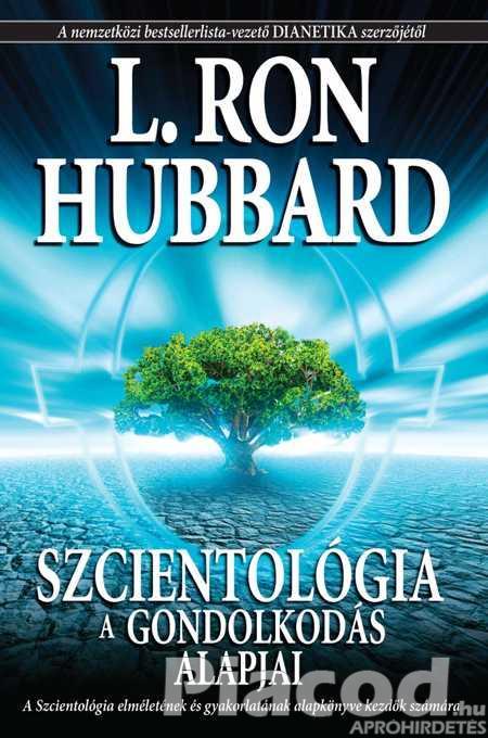 Szcientológia: a gondolkodás alapjai könyv eladó