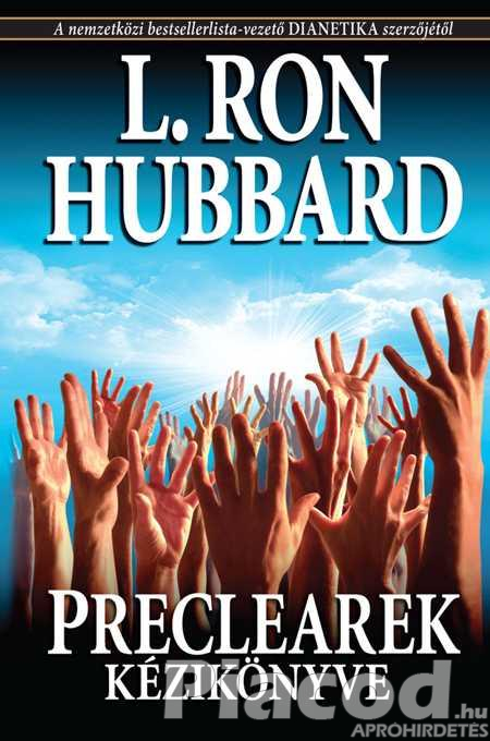 Preclearek kézikönyve könyv eladó