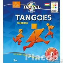 Magnetic Travel Tangoes Emberek Smart Games (Mágneses)