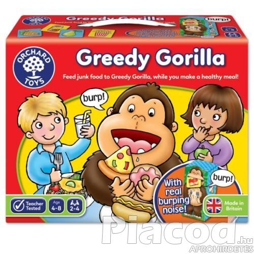 Mohó gorilla (Greedy Gorilla)