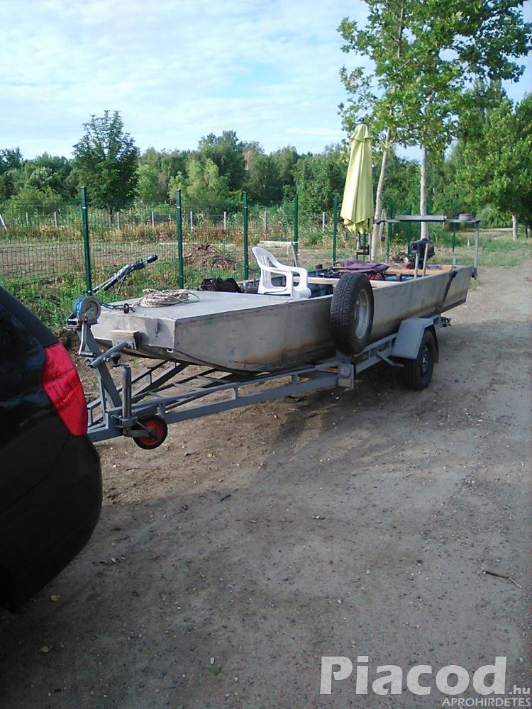 Alumínium csónak eladó