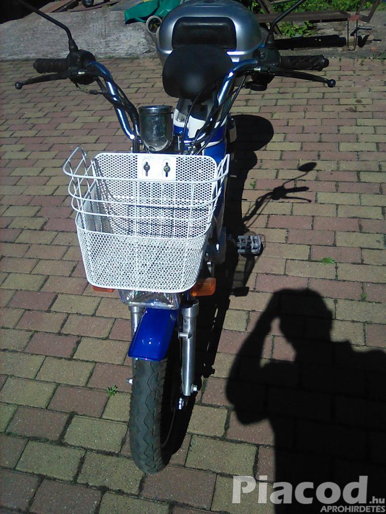 Benzinmotor rásegítéses kerékpár eladó