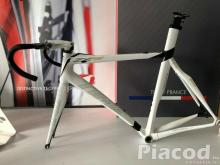 Time ZXRS Size M Frame Set inc handlebar and stem DEMO