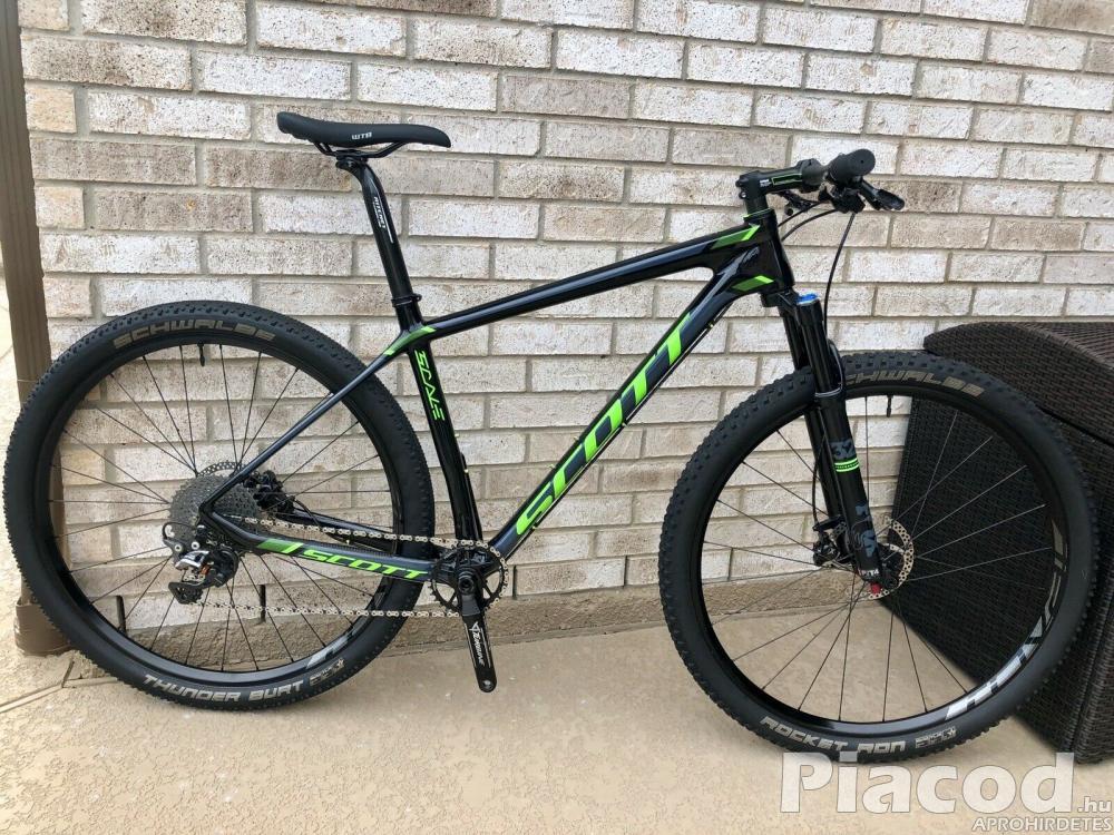 Scott Scale 935 Carbon Large 29er XTR