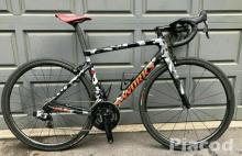 2018 Specialized S works Tarmac SL6 54 Powermeter EE Brakes (WORLDWIDE SHIPPING)