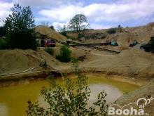 Kavics-homokbányák kiváló befektetés!