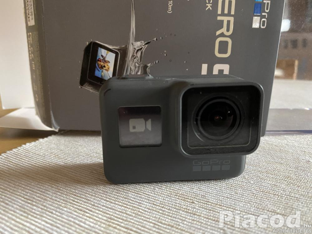 Gopro Hero 5 Black sportkamera 95 000 Ft