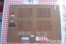 Akai GX-4000D magnó farost hátlap lemeze bontásból - FoxPost küldés 600-ért!