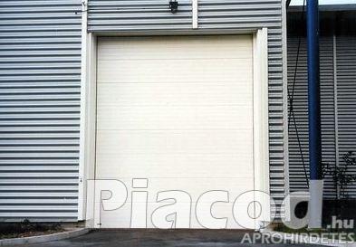 Kaputechnika - garázskapuk - ipari kapuk - kapunyitók