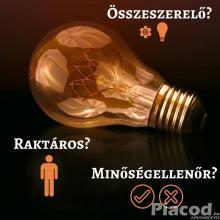 Munka Zalaegerszegen