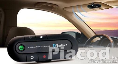 Bluetooth autós univerzális telefon kihangosító!